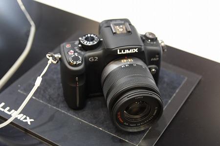 LUMIX G2ブラック