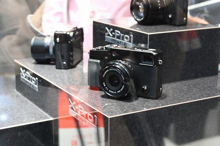 富士フィルムX-Pro1