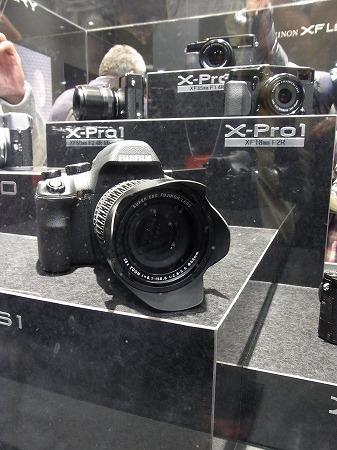 富士フィルムX-Pro1レビュー