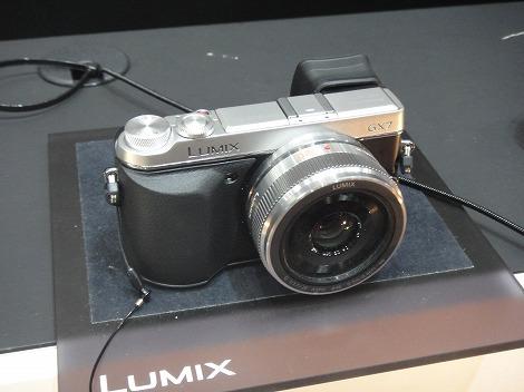 LUMIX GX7 レビュー